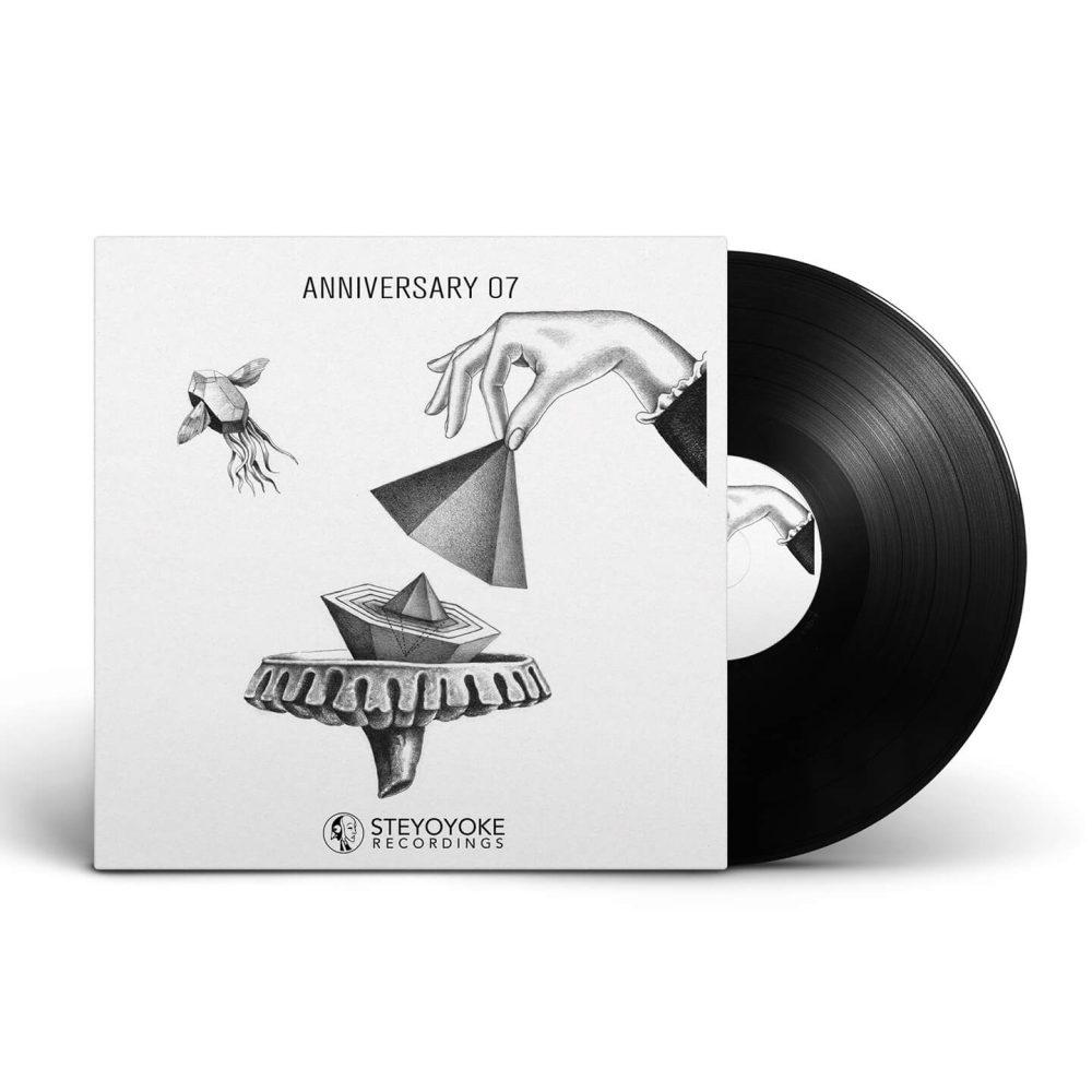 SYYK091---VA---Steyoyoke-Anniversary-Vol,-07-VINYL