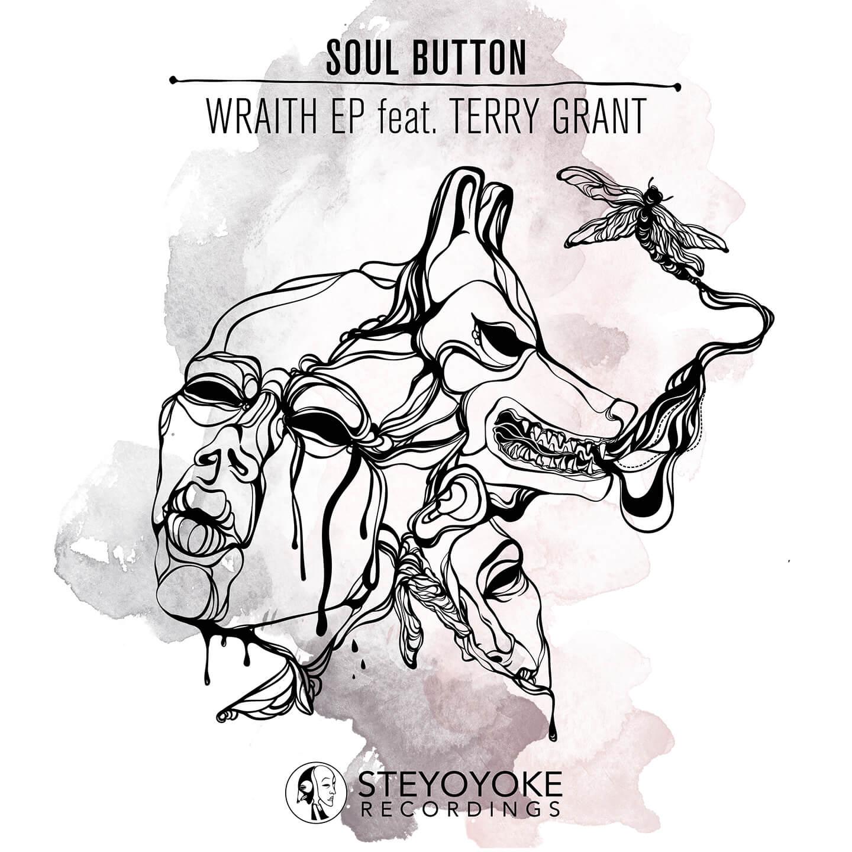 SYYK040 Steyoyke Soul Button - Wraith