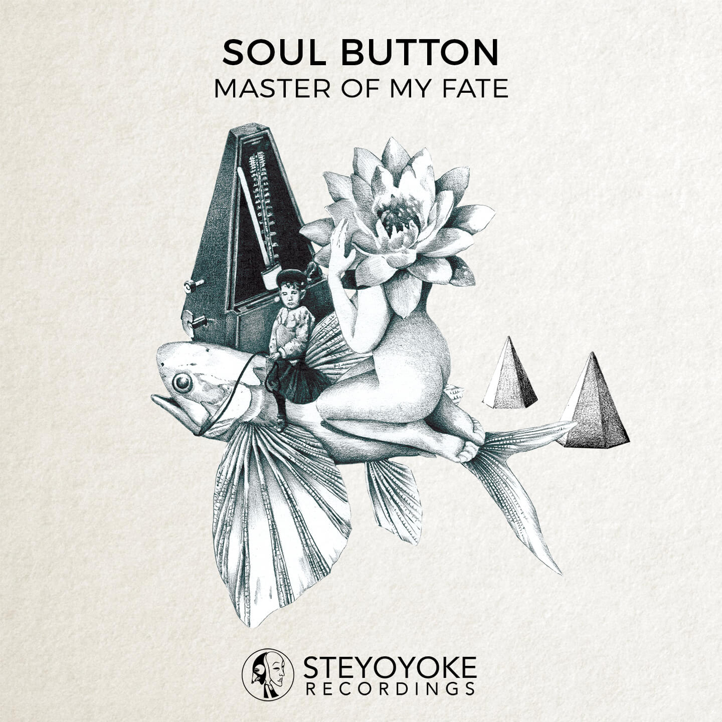 SYYK063 - Soul Button Master Of My Fate