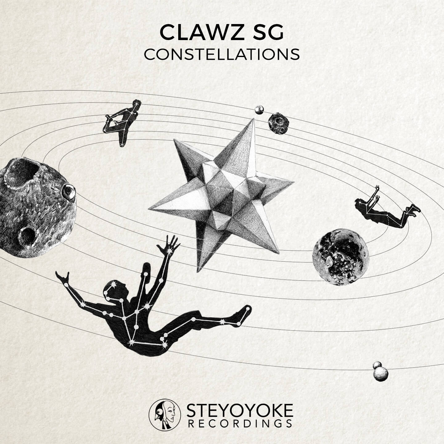 SYYK066 - Steyoyoke Clawz SG Constellations