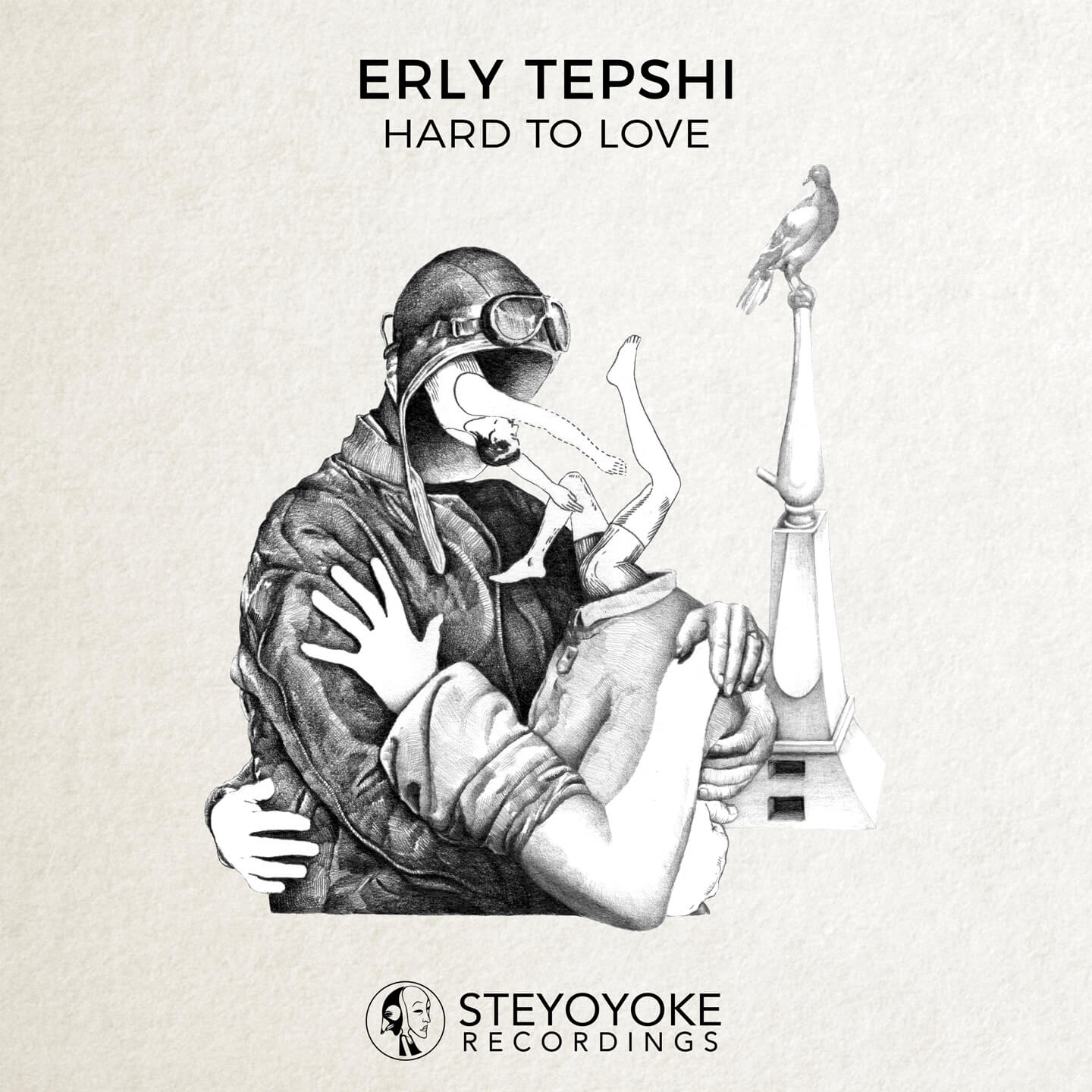 SYYK070_Erly Tepshi - Hard To Love - Steyoyoke