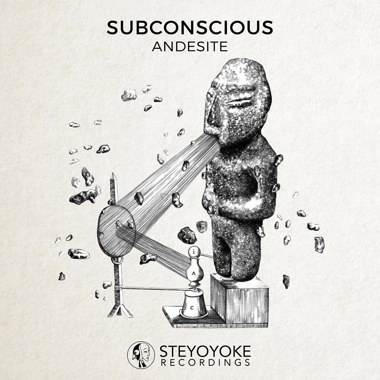 SYYK073- Steyoyoke - Subconscious Andesite