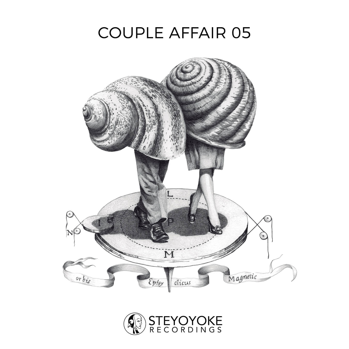 SYYK093 - Steyoyoke - Couple Affair 05 vinyl