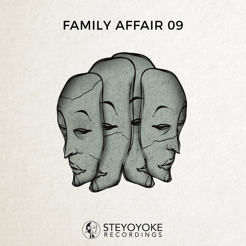 SYYK094 - Steyoyoke - Family Affair Vol 9