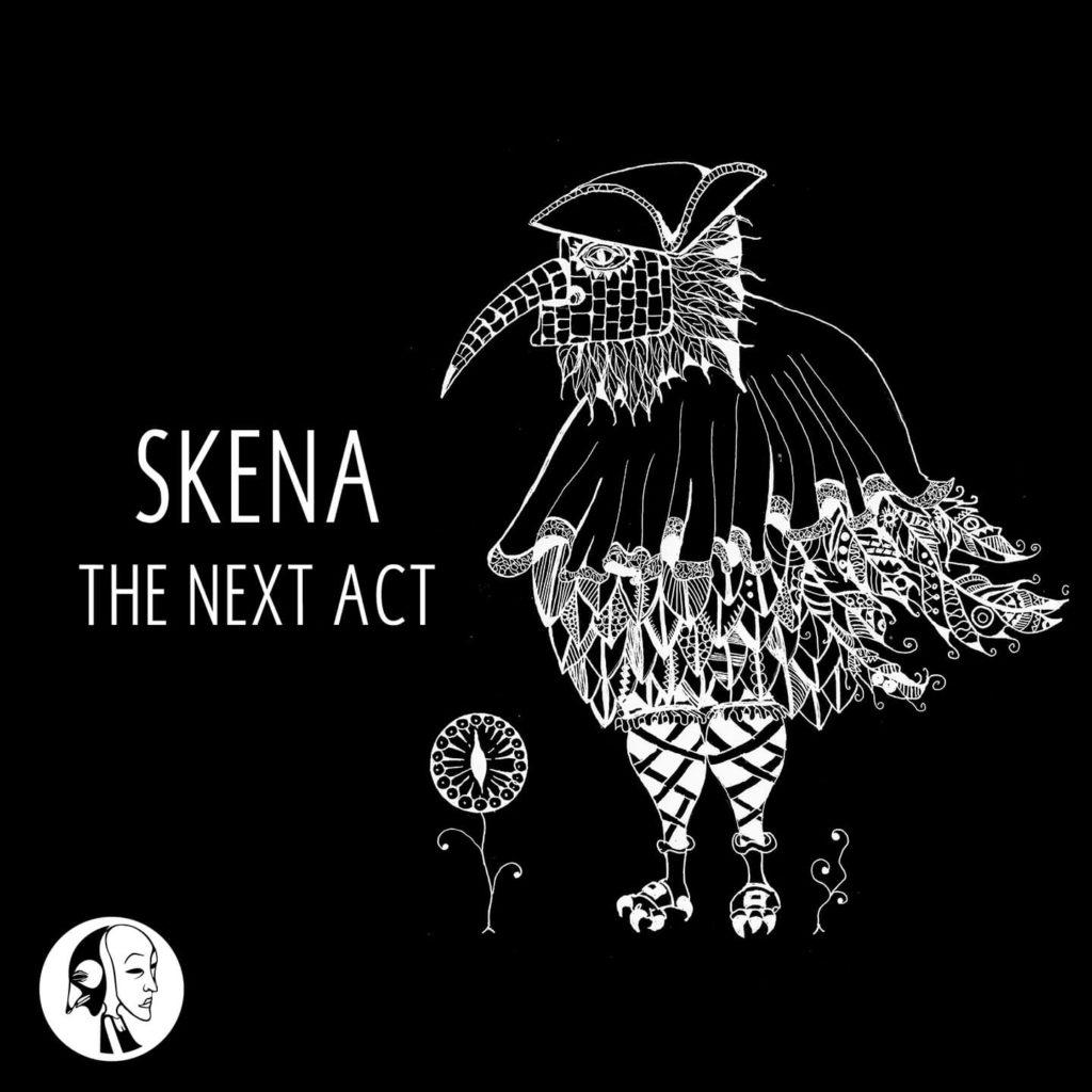 SYYKBLK001 Skena The Next Act