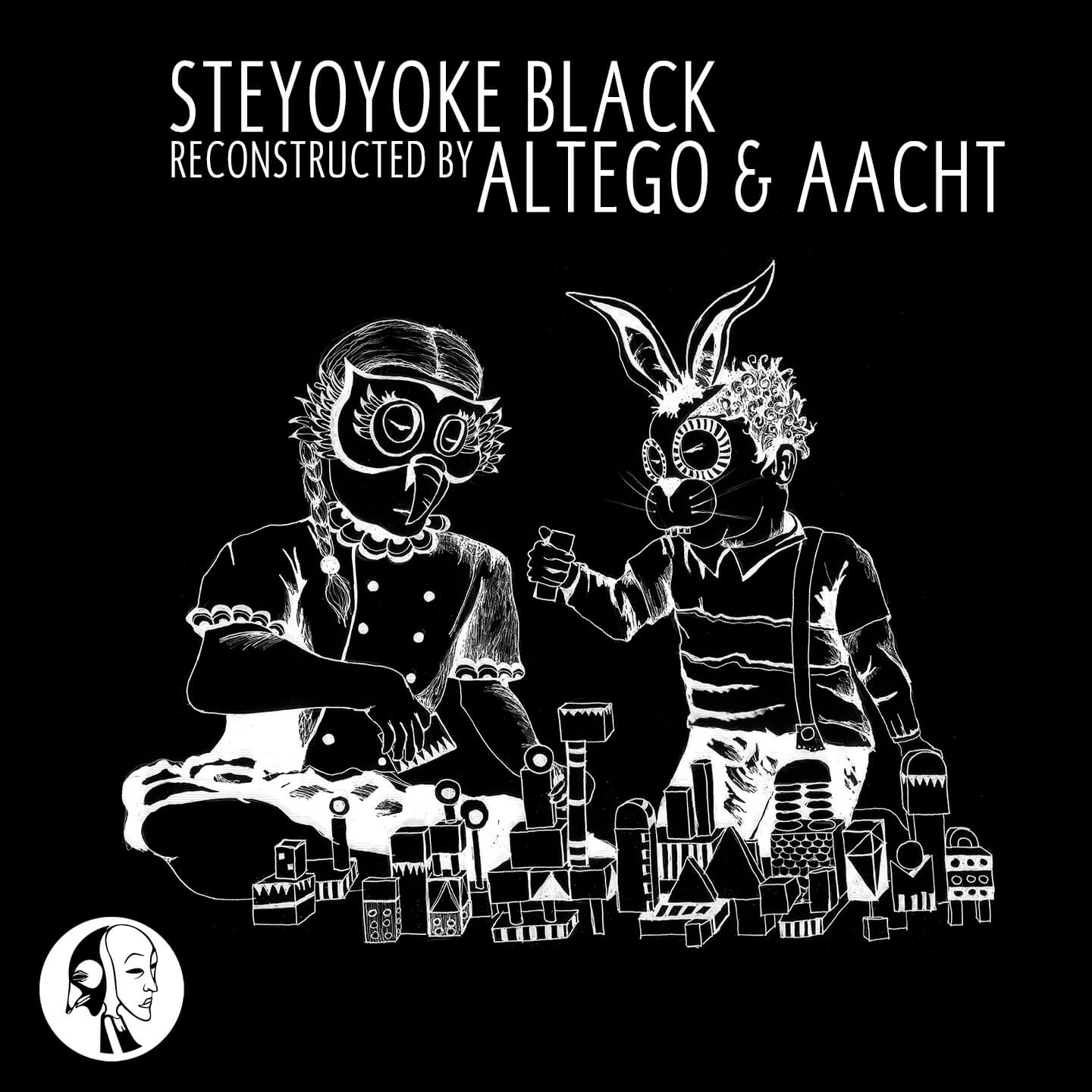 SYYKBLK025 - Steyoyoke Black - Reconstructed By Altego & Aacht