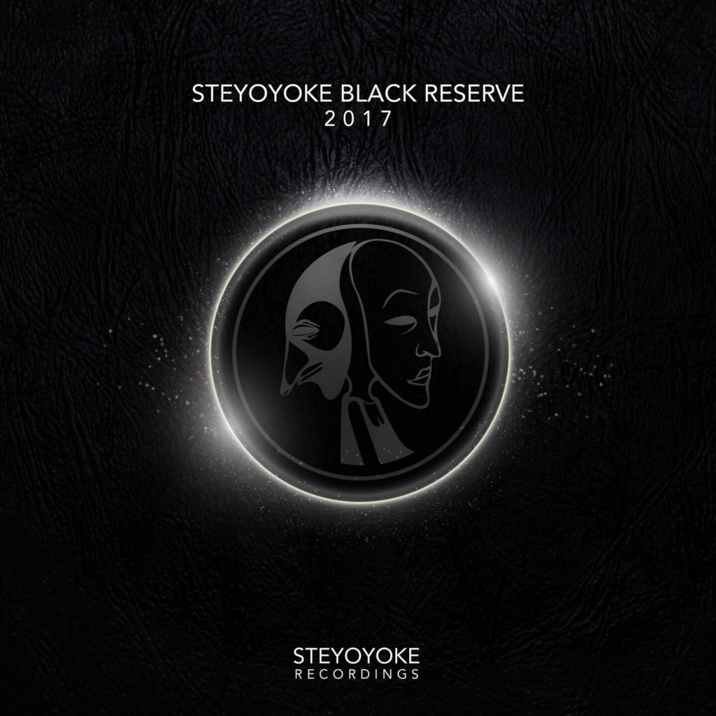 SYYKBLK033 - Steyoyoke Black - Steyoyoke Black reserve 2017