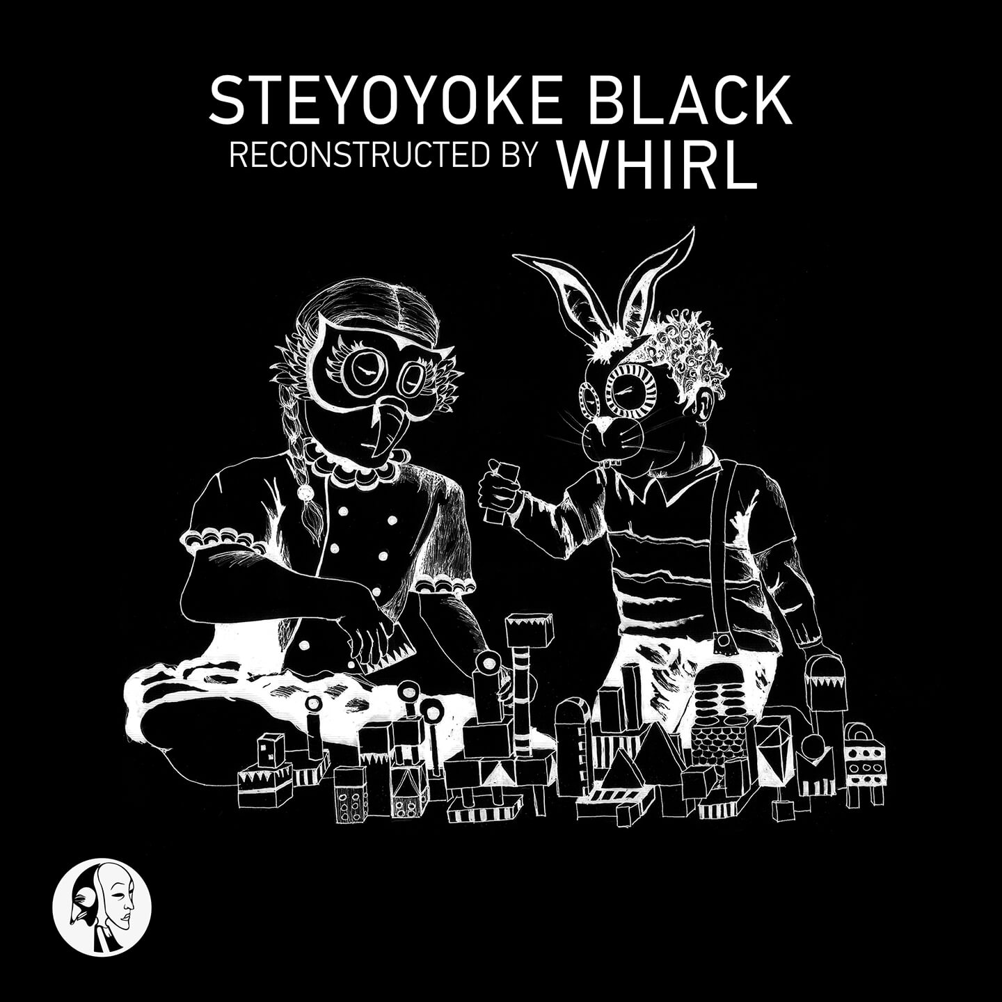 SYYKBLK054 - Steyoyoke Black - Reconstructed By Whirl