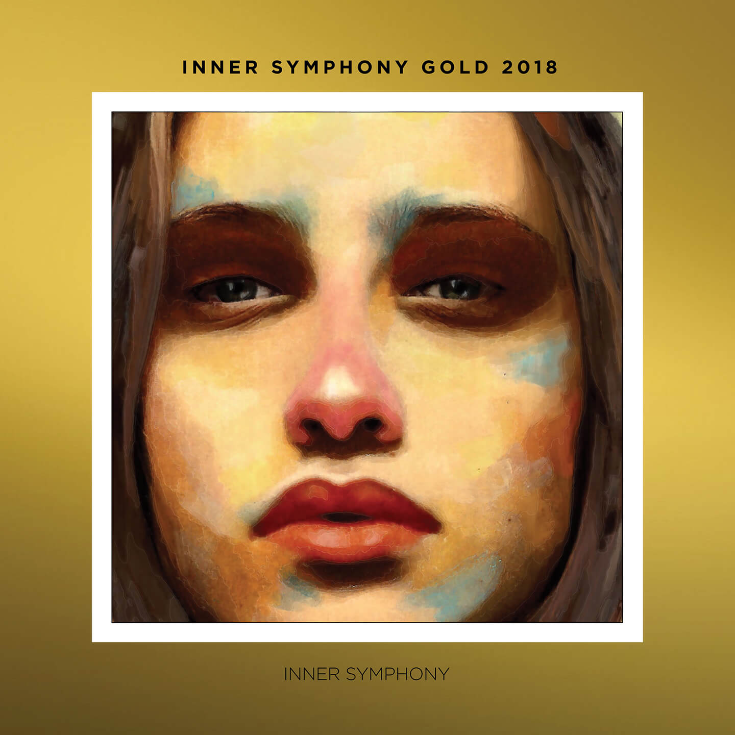 IS021 Soul Button Inner Symphony Gold 2018