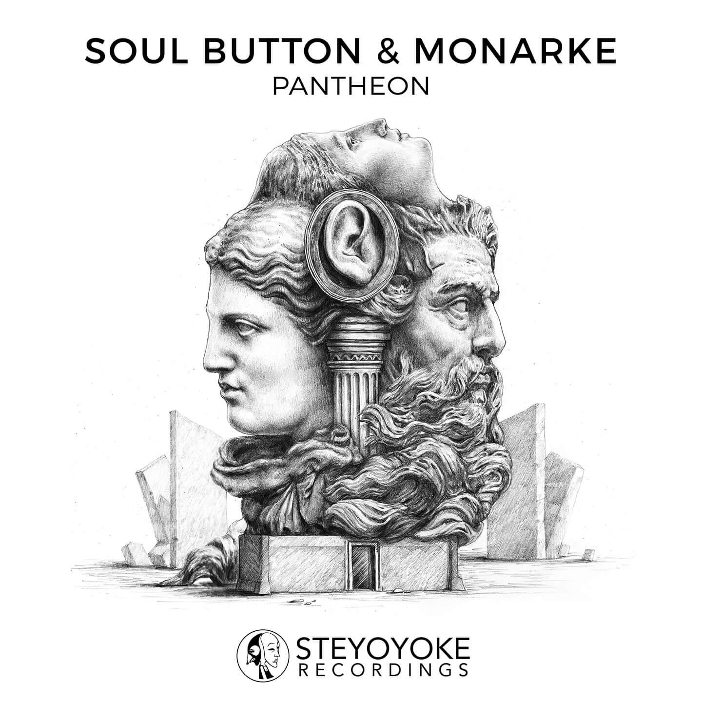 SYYK112 Soul Button, Monarke - Pantheon