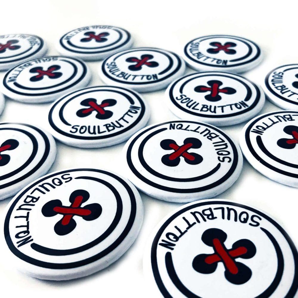 Soul-Button-Magnets