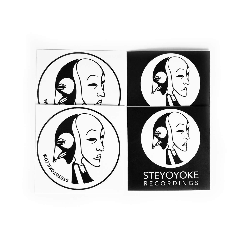 Steyoyoke-Stickers