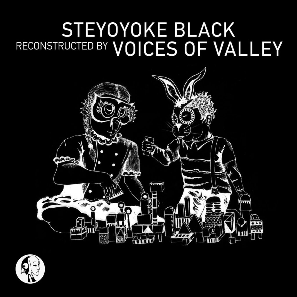 SYYKBLK060 - Nick Devon, Lost Soul, Voices Of Valley - Steyoyoke Black Reconstructed by Voices Of Valley
