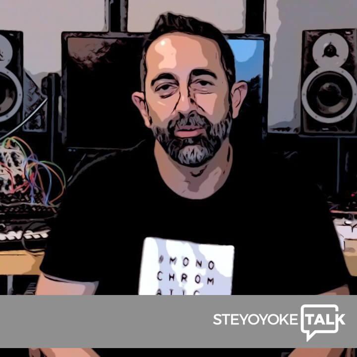 Steyoyoke Talk - A quick chat with Nick Devon