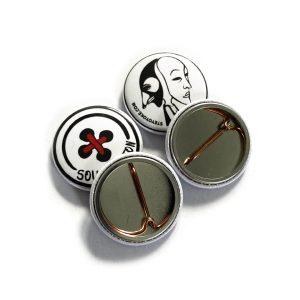 steyoyoke soul button pin pack