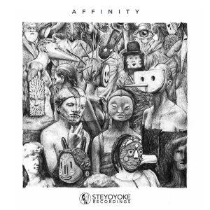 SYYK125 Steyoyoke Affinity - Fundraising Album