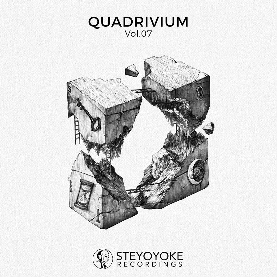 SYYK128 - Steyoyoke - Quadrivium Vol 07
