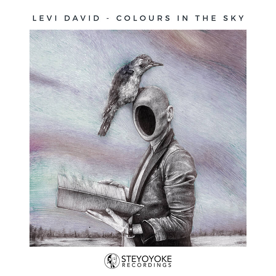 SYYK129 - Levi David Soul Button - Colours In The Sky