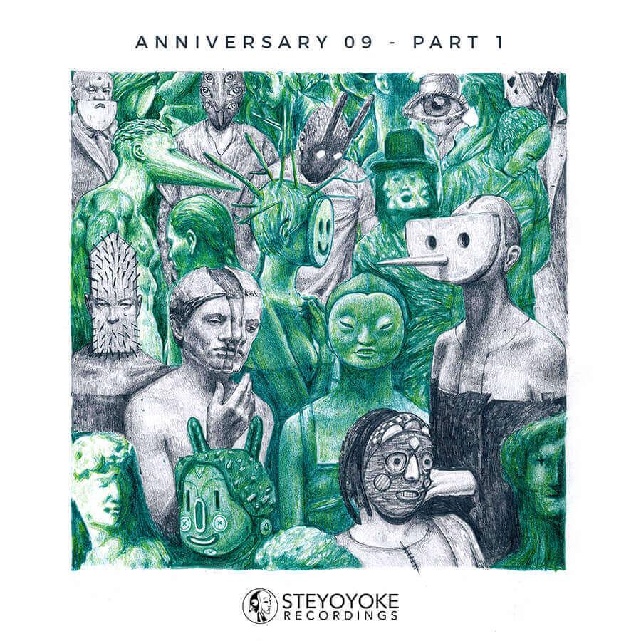 SYYK133 - Anniversary 09 [Part 1] Grammik Monarke Clawz SG