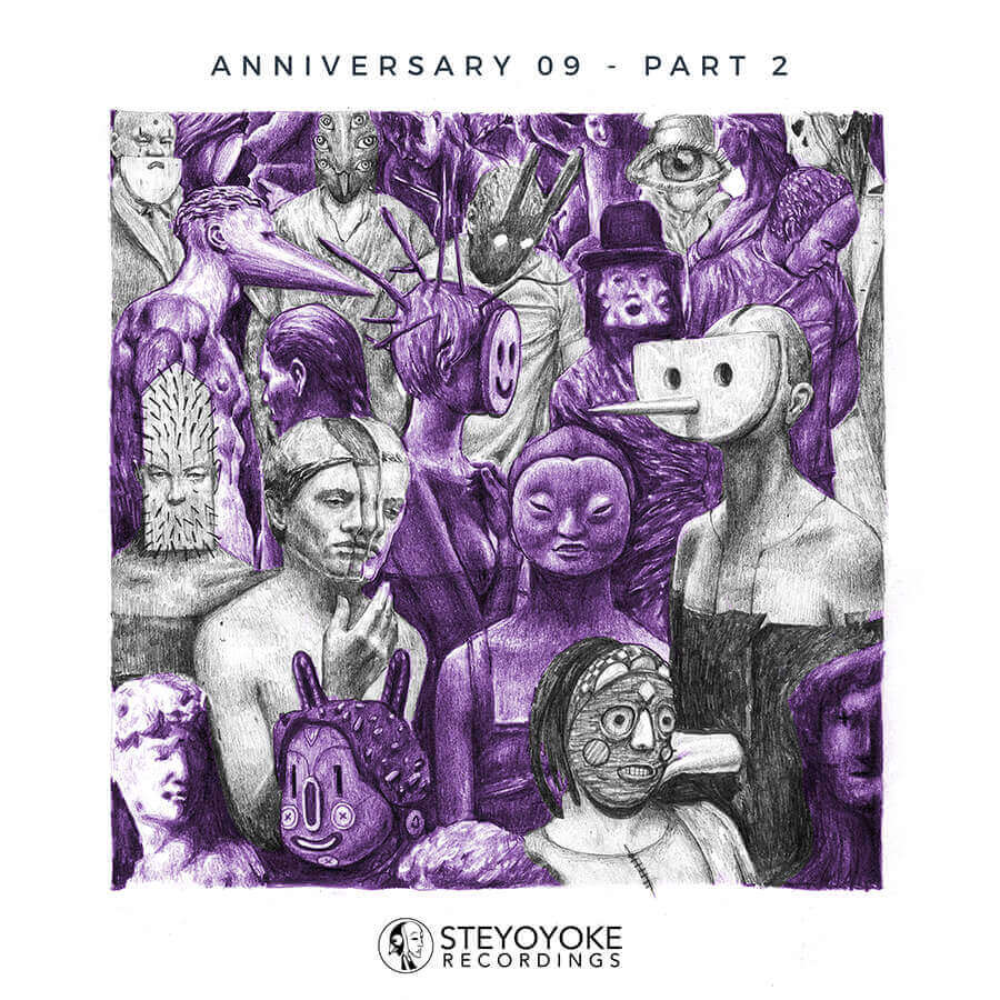 SYYK134 - Anniversary 09 [Part 2] Nick Devon Monarke Darko Milosevic